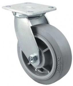 swivel caster 5 X 2 inch wheel, top plate swivel casters 5 X 2 inch