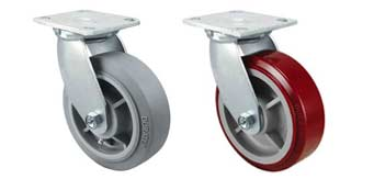 Casters and Wheels,Top Plate Caster, swivel casters