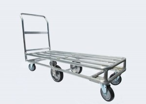 6 Wheel Carts, Stocking Carts , six wheel stocking carts, alluminum carts, replacement wheels and casters for stocking carts
