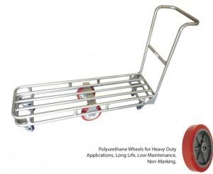 """stocking cart-42"""", stock carts, grocery stock carts"""